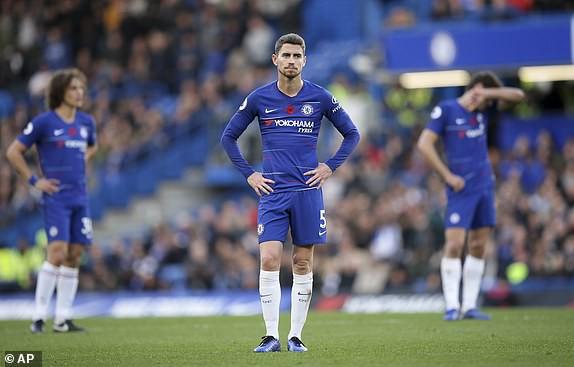 VIDEO Chelsea 0-0 Everton: The Blues lỡ cơ hội lên đầu bảng - Ảnh 3.