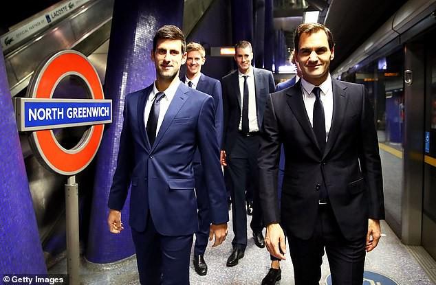 Roger Federer hy vọng ATP Finals tiếp tục được diễn ra tại London - Ảnh 2.