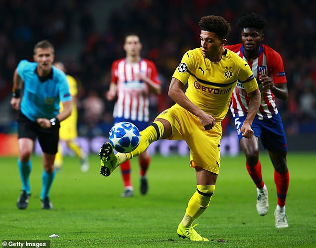 Phục hận thành công Dortmund, Atletico rộng cửa đi tiếp ở Champions League - Ảnh 4.