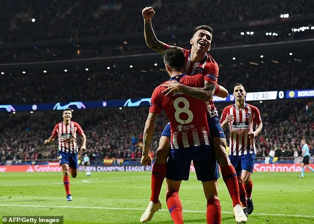 Phục hận thành công Dortmund, Atletico rộng cửa đi tiếp ở Champions League - Ảnh 5.