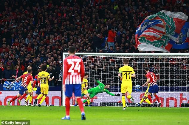 Phục hận thành công Dortmund, Atletico rộng cửa đi tiếp ở Champions League - Ảnh 6.