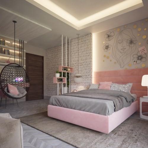 Mẫu phòng ngủ sáng tạo dành cho thanh thiếu niên - Ảnh 9.