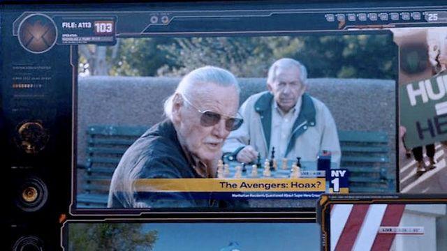 """Nhìn lại những vai diễn """"cameo"""" ấn tượng của """"cha đẻ"""" Marvel Stan Lee - Ảnh 5."""