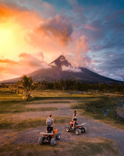 Ngỡ ngàng vẻ hoang sơ, tươi đẹp của các vùng đất châu Á từ trên cao - Ảnh 2.