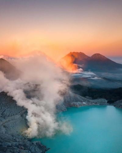 Ngỡ ngàng vẻ hoang sơ, tươi đẹp của các vùng đất châu Á từ trên cao - Ảnh 13.