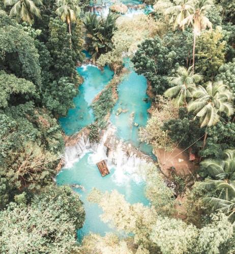 Ngỡ ngàng vẻ hoang sơ, tươi đẹp của các vùng đất châu Á từ trên cao - Ảnh 17.