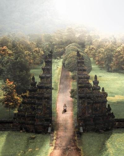 Ngỡ ngàng vẻ hoang sơ, tươi đẹp của các vùng đất châu Á từ trên cao - Ảnh 10.