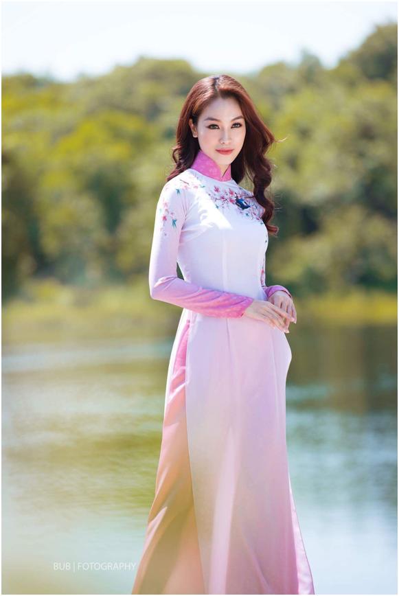 Thêm nhiều gương mặt nổi bật đổ bộ Hoa hậu Bản sắc Việt toàn cầu mùa 2 - Ảnh 1.