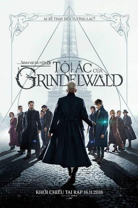 Bom tấn phép thuật Sinh vật huyền bí: Tội ác của Grindelwald thống trị phòng vé - Ảnh 1.