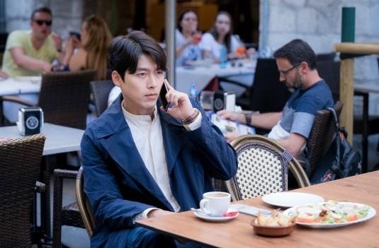 Hyun Bin xuất hiện cực bảnh trong phim mới - Ảnh 1.