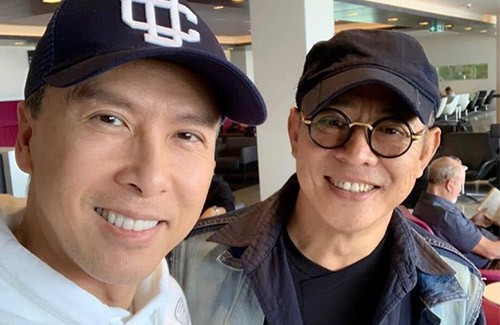 Donnie Yen is happy to work with Jet Li - Picture 1.