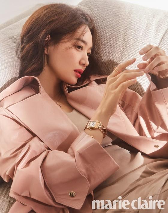 Shin Min Ah trải qua một năm 2018 đầy khó khăn - Ảnh 1.
