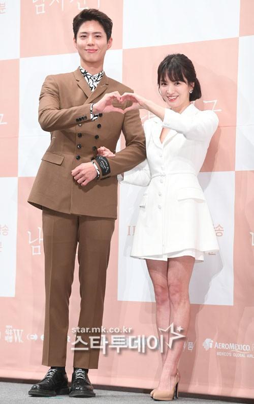 Song Hye Kyo khoe nhan sắc đỉnh cao bên mỹ nam Park Bo Gum - Ảnh 14.