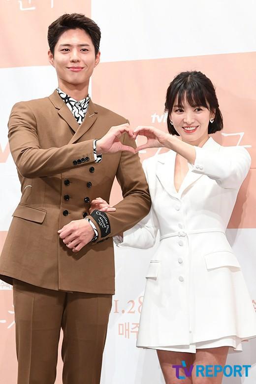 Song Hye Kyo khoe nhan sắc đỉnh cao bên mỹ nam Park Bo Gum - Ảnh 15.