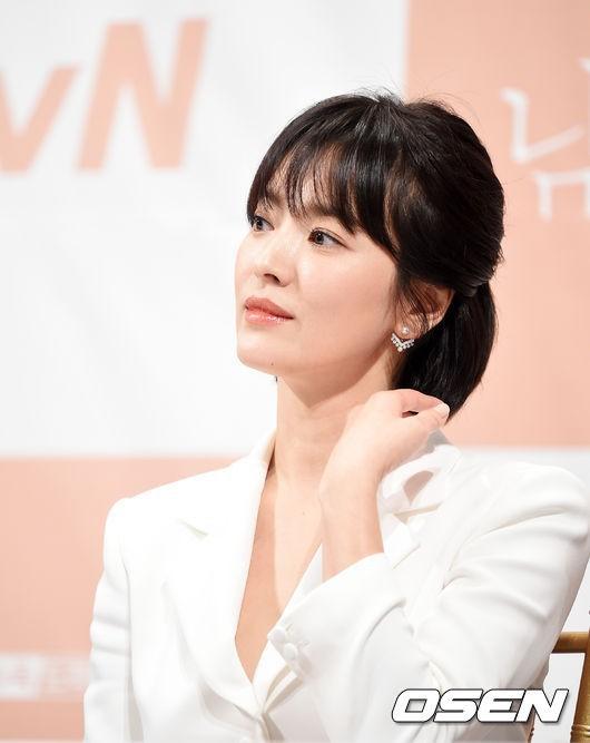 Song Hye Kyo khoe nhan sắc đỉnh cao bên mỹ nam Park Bo Gum - Ảnh 5.