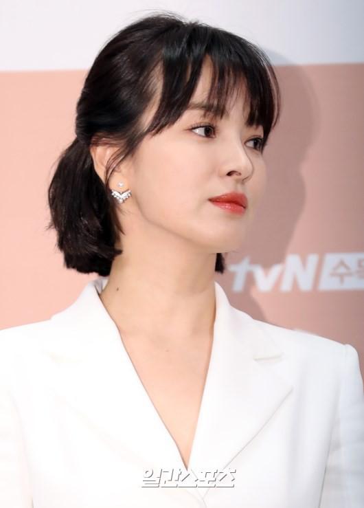 Song Hye Kyo khoe nhan sắc đỉnh cao bên mỹ nam Park Bo Gum - Ảnh 6.