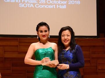 Sao Mai Đào Tố Loan: Tôi có niềm đam mê bất chấp với Opera - Ảnh 1.