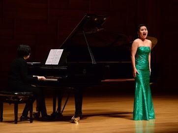 Sao Mai Đào Tố Loan: Tôi có niềm đam mê bất chấp với Opera - Ảnh 3.