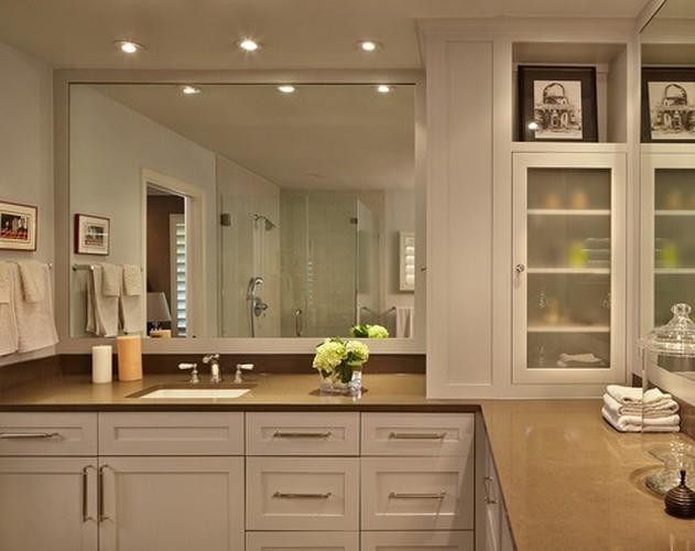 Những mẫu thiết kế phòng tắm cuốn hút mọi ánh nhìn - Ảnh 4.