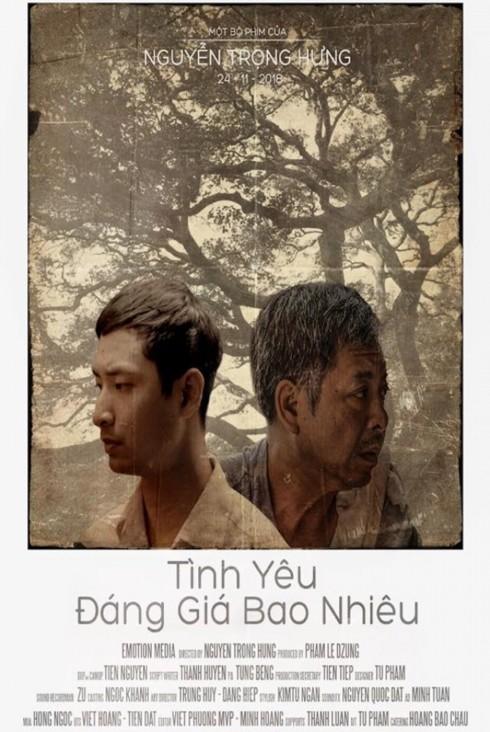 Đạo diễn trẻ Nguyễn Trọng Hưng ra mắt phim ngắn về đề tài gia đình - Ảnh 1.