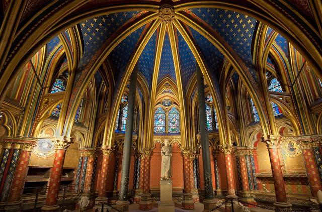 7 nhà thờ có kiến trúc kì lạ hấp dẫn du khách - Ảnh 11.