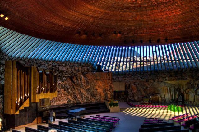 7 nhà thờ có kiến trúc kì lạ hấp dẫn du khách - Ảnh 15.