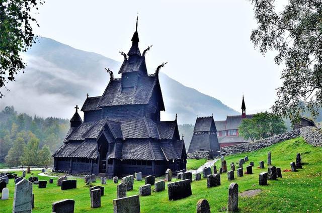 7 nhà thờ có kiến trúc kì lạ hấp dẫn du khách - Ảnh 7.