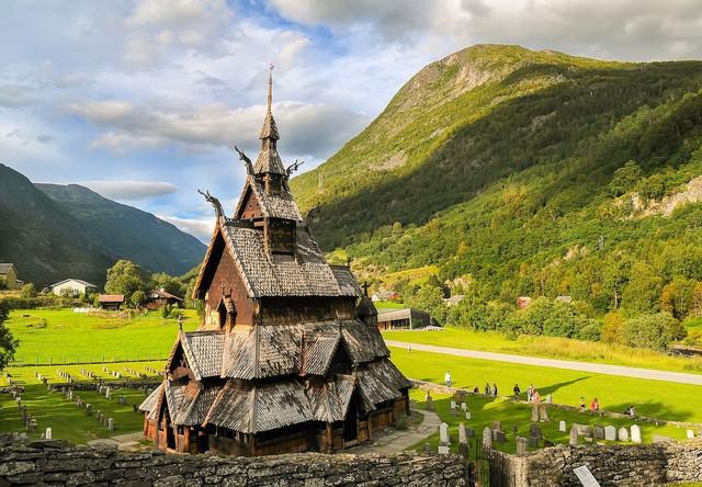 7 nhà thờ có kiến trúc kì lạ hấp dẫn du khách - Ảnh 8.