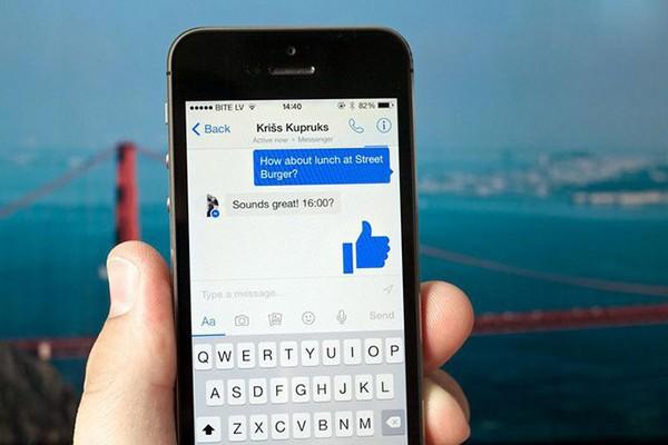 Facebook Messenger mắc lỗi lạ khiến người dùng bối rối - Ảnh 1.