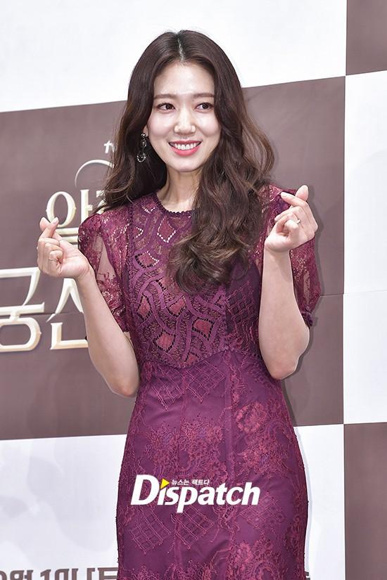 Park Shin Hye như quý cô bên Hyun Bin ra mắt phim mới - Ảnh 3.