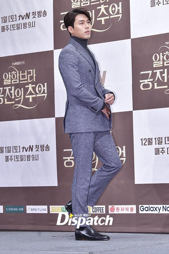 Park Shin Hye như quý cô bên Hyun Bin ra mắt phim mới - Ảnh 7.