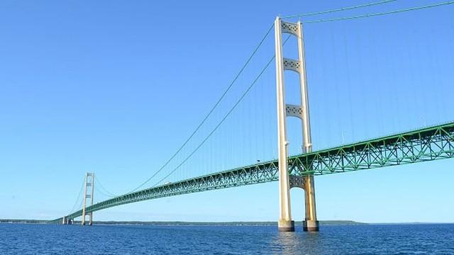 11 cây cầu treo đáng sợ nhất thế giới - Ảnh 9.