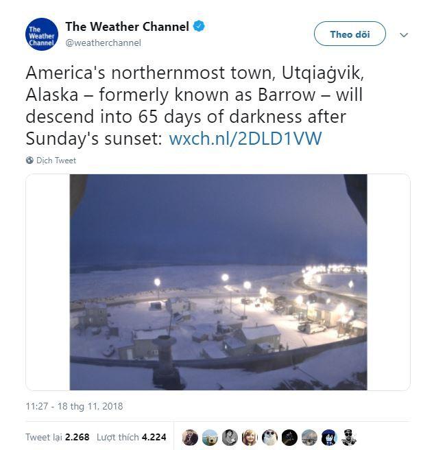 Kỳ lạ thành phố 65 ngày không có mặt trời - Ảnh 2.