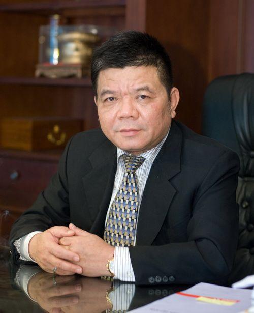 Khởi tố, bắt tạm giam ông Trần Bắc Hà - nguyên Chủ tịch Hội đồng Quản trị Ngân hàng BIDV - Ảnh 1.