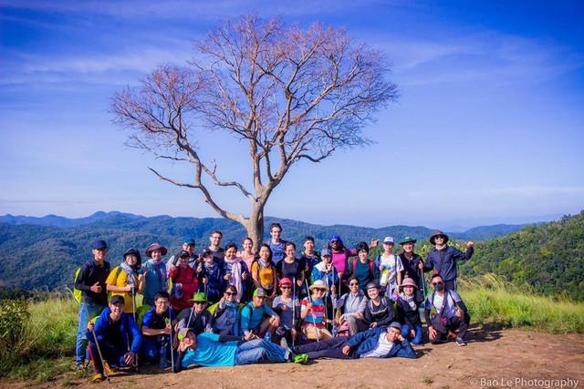 Những đồi cỏ xanh bạt ngàn trên cung đường trekking đẹp nhất Việt Nam - Ảnh 12.