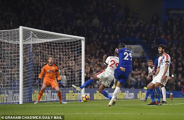 ĐHTB vòng 11 Ngoại hạng Anh: Sterling chói sáng, Morata lần đầu góp mặt - Ảnh 4.