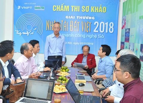 20 sản phẩm CNTT vào Chung khảo Nhân tài Đất Việt 2018 - Ảnh 1.