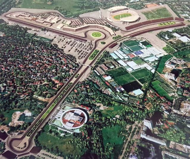Vì sao Hà Nội tổ chức đua xe F1 trên đường phố thay vì xây trường đua? - Ảnh 3.