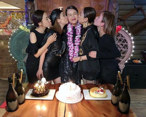 Mừng tuổi 39, Hồ Hạnh Nhi muốn có thêm con - Ảnh 3.