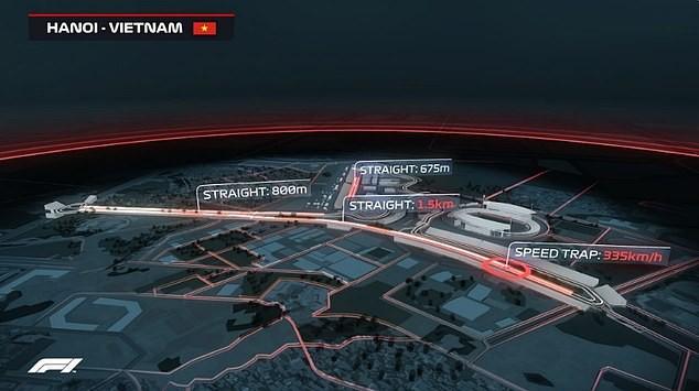 Báo nước ngoài loan tin về giải đua F1 ở Hà Nội - Ảnh 3.