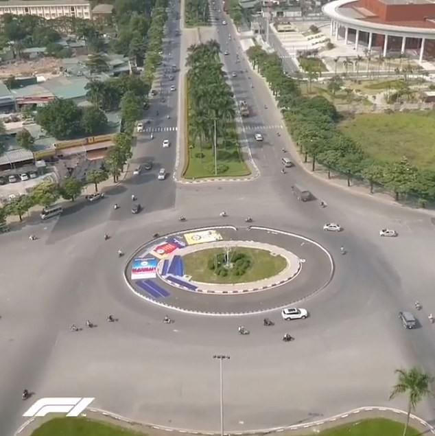Báo nước ngoài loan tin về giải đua F1 ở Hà Nội - Ảnh 4.
