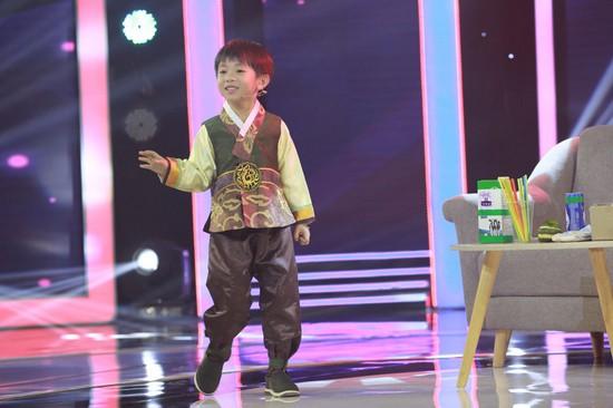 Lan Ngọc cười như được mùa khi cậu bé người Việt gốc Hàn tra khảo Trấn Thành - Ảnh 1.