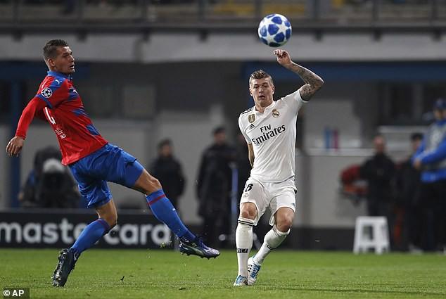 Kết quả UEFA Champions League sáng 08/11: Man Utd ngược dòng thắng Juventus; Real Madrid, Man City thắng đậm - Ảnh 4.