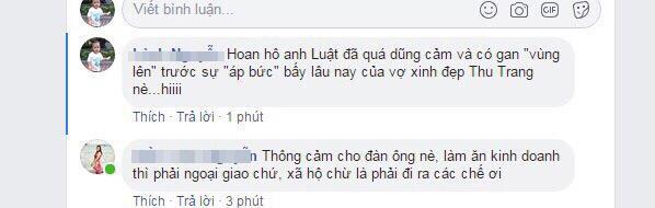 Thu Trang đăng đàn mạng xã hội than chồng, Tiến Luật tìm lối đi riêng - Ảnh 3.