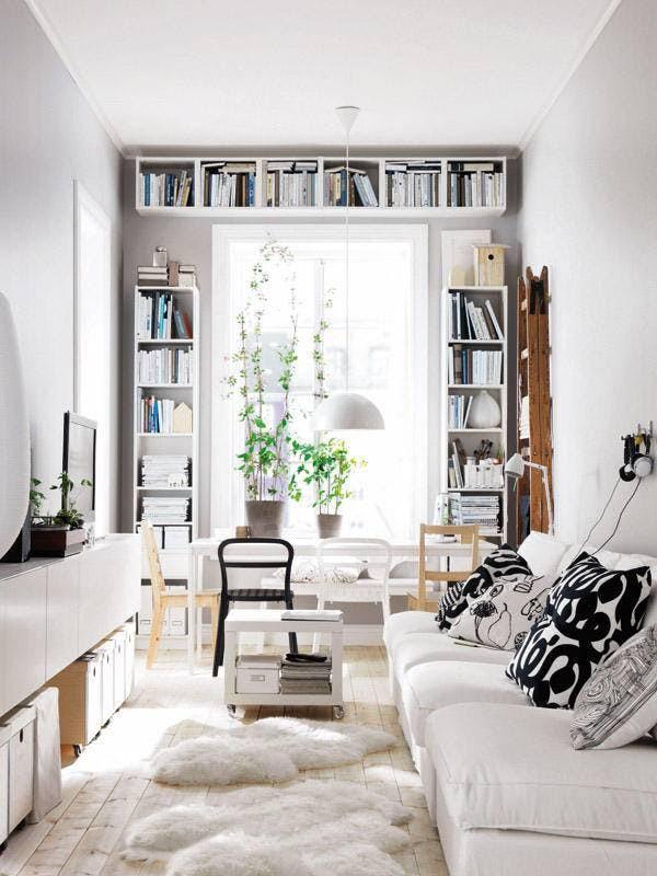 Bí kíp sắp xếp phòng khách có diện tích nhỏ tại nhà - Ảnh 10.