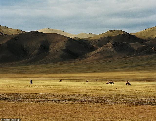 Những bức ảnh mê hoặc về Mông Cổ - Ảnh 17.