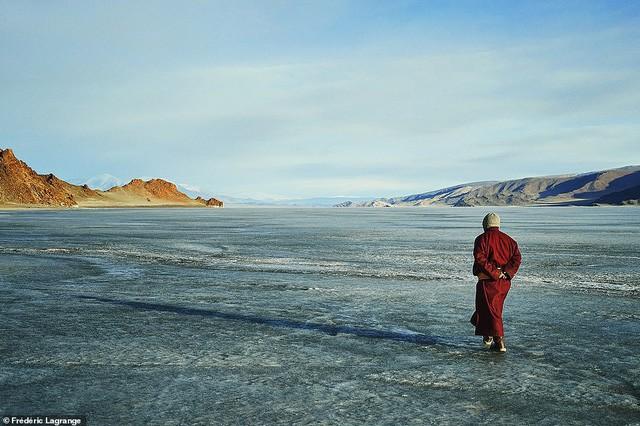 Những bức ảnh mê hoặc về Mông Cổ - Ảnh 4.