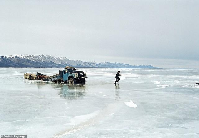 Những bức ảnh mê hoặc về Mông Cổ - Ảnh 5.