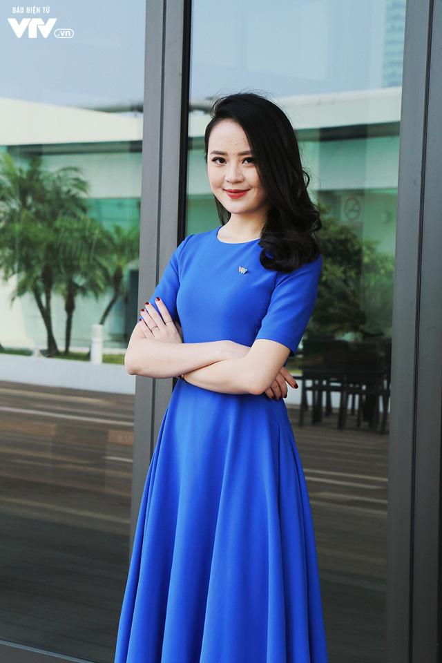 """MC Ngọc Bích: """"Chương trình mới Việt Nam hôm nay sẽ thiết thực và hữu ích hơn"""" - Ảnh 2."""