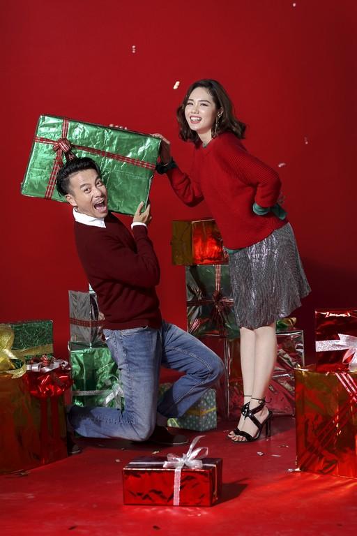 Top 6 The Face Vietnam 2018 tưng bừng đón Giáng sinh trước chặng đua bán kết - Ảnh 9.
